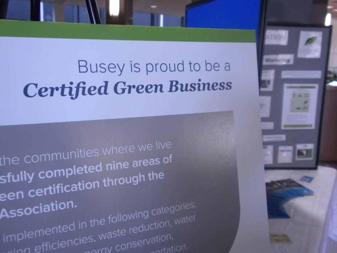 Welcome To The Illinois Green Business Association